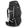 Lowe Alpine Diran ND 65:75 Backpack Women anthracite/magenta